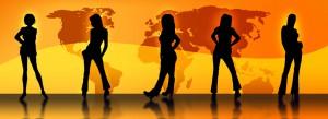 Vindster for global content